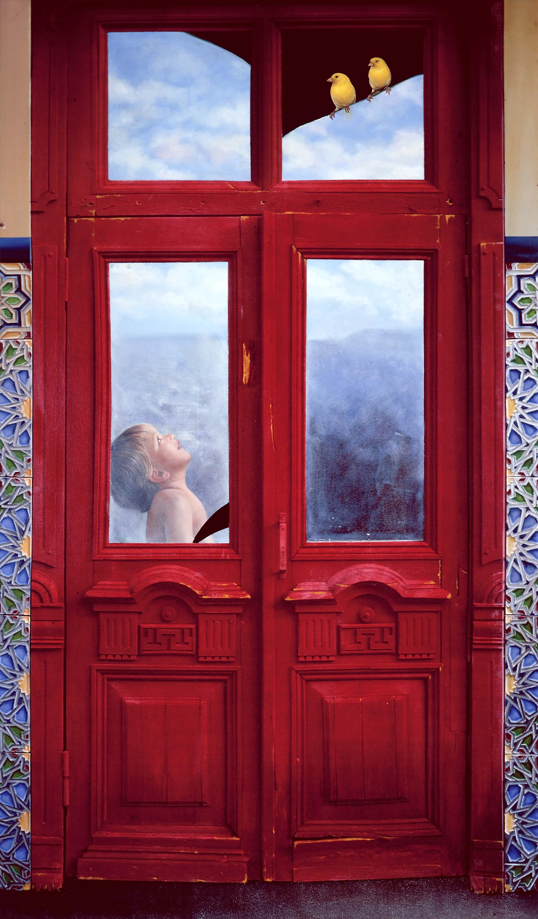 Historia que en la puerta se refleja