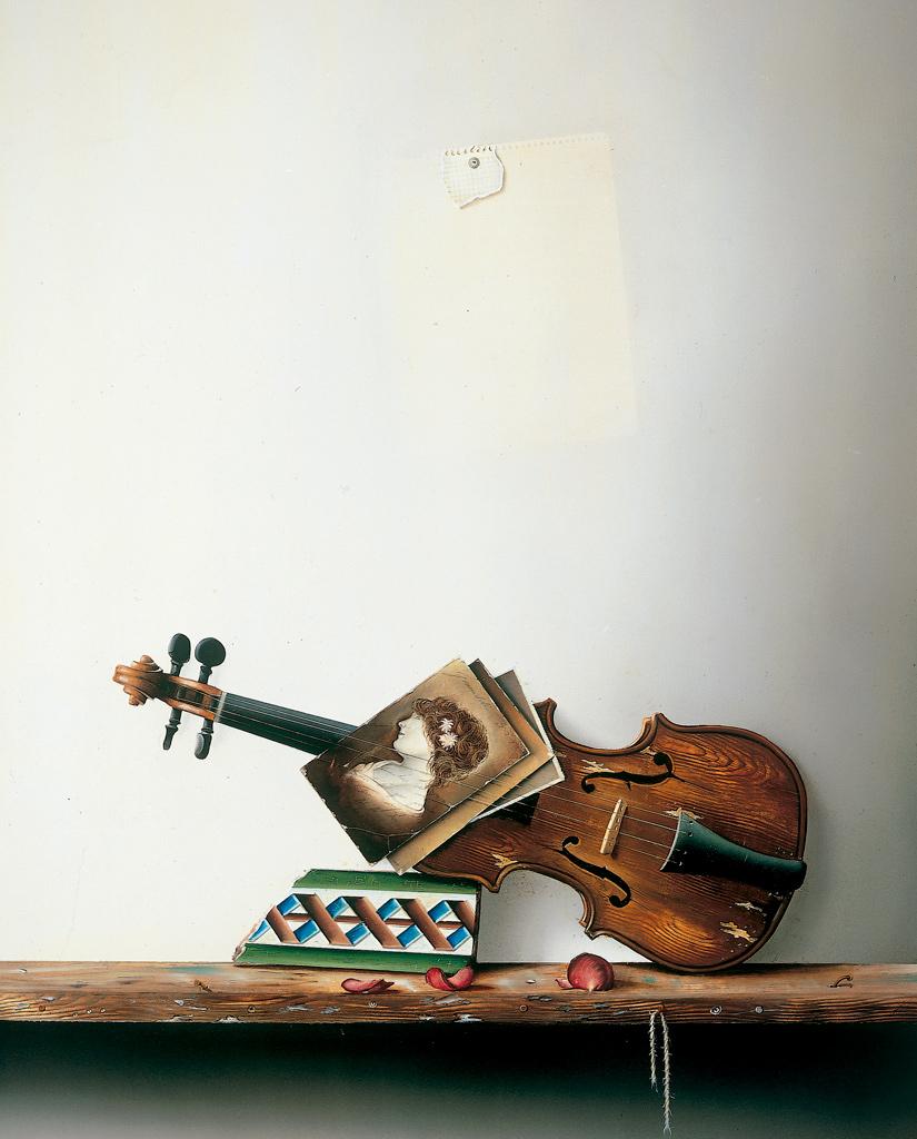 El viejo violín